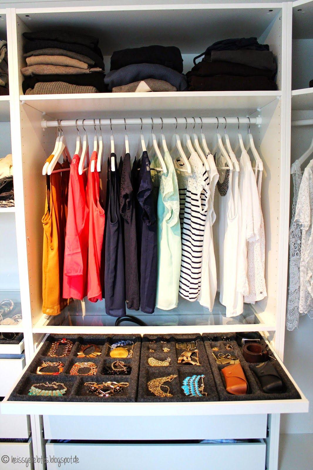 Beste Einrichtung Begehbarer Kleiderschrank Ikea Bilder - Das Beste ...