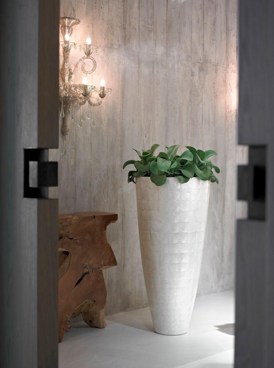 396026 Polar Vase Medium Plant Vase Planters Vase