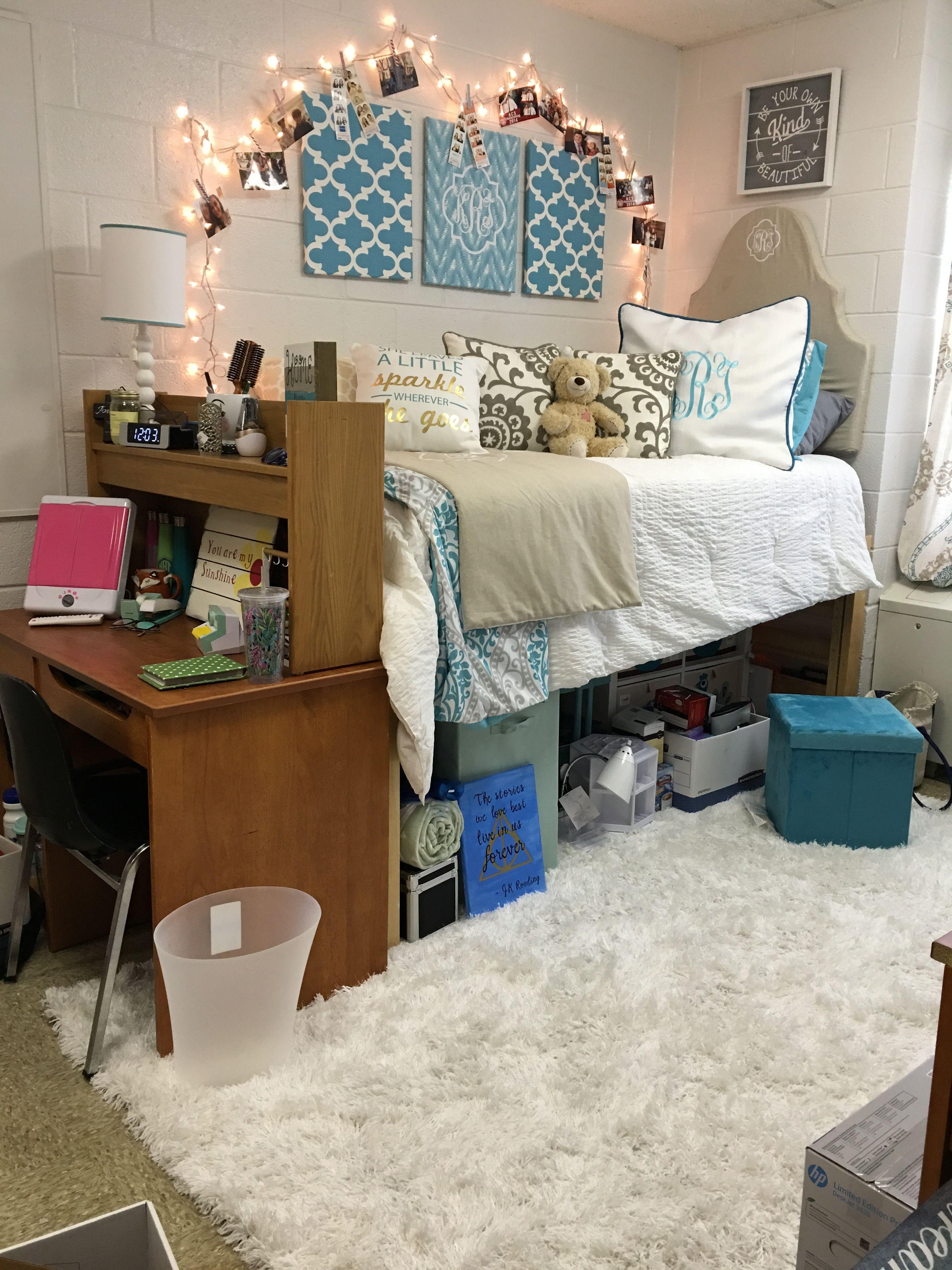 Reinhardt University Dorm Room 2016 Gordy Hall We Made