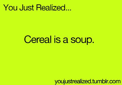 A tasty, tasty soup
