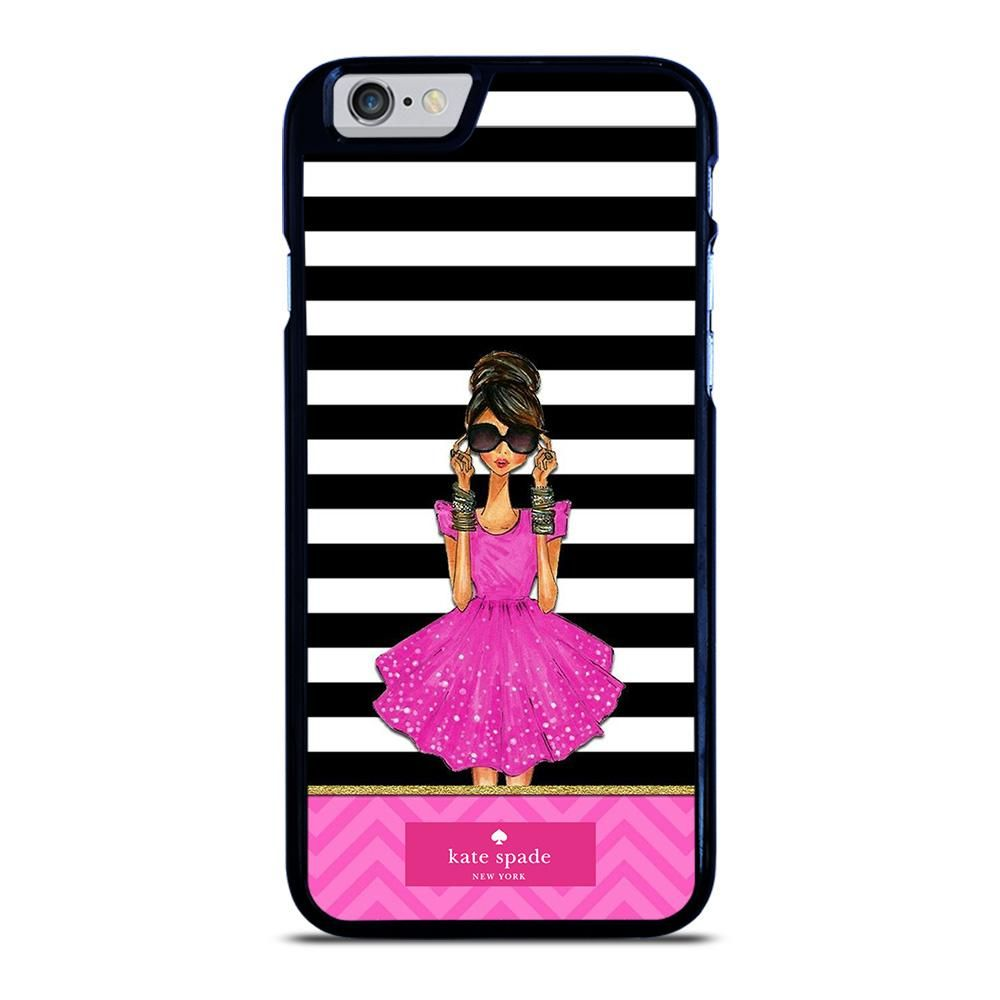 Kate spade pink girls iphone 6 6s case in 2020 iphone