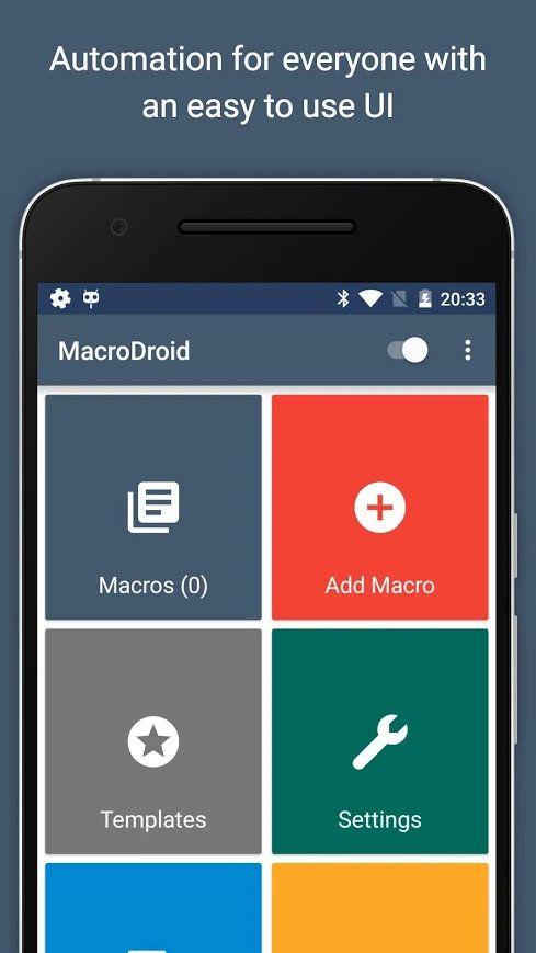 MacroDroid Device Automation Pro Apk v3.29.3 Latest