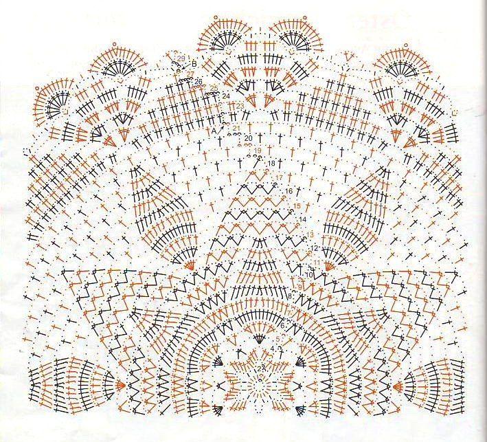 Вязаные салфетки и мелочи для дома | VK | crochet | Pinterest ...