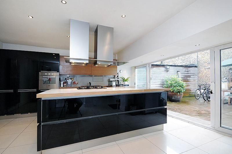 Open Plan Kitchen Designs - 7 | Conservatory | Pinterest | Open plan ...