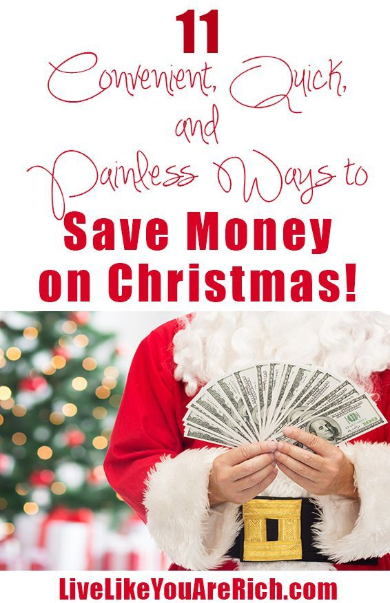 How to Save Money on Christmas Gifts Conveniently | Christmas gifts ...