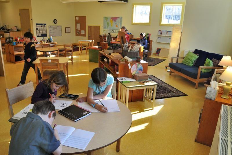 Primary Classroom Design Guide : Amherst montessori school guide anya akaogi background