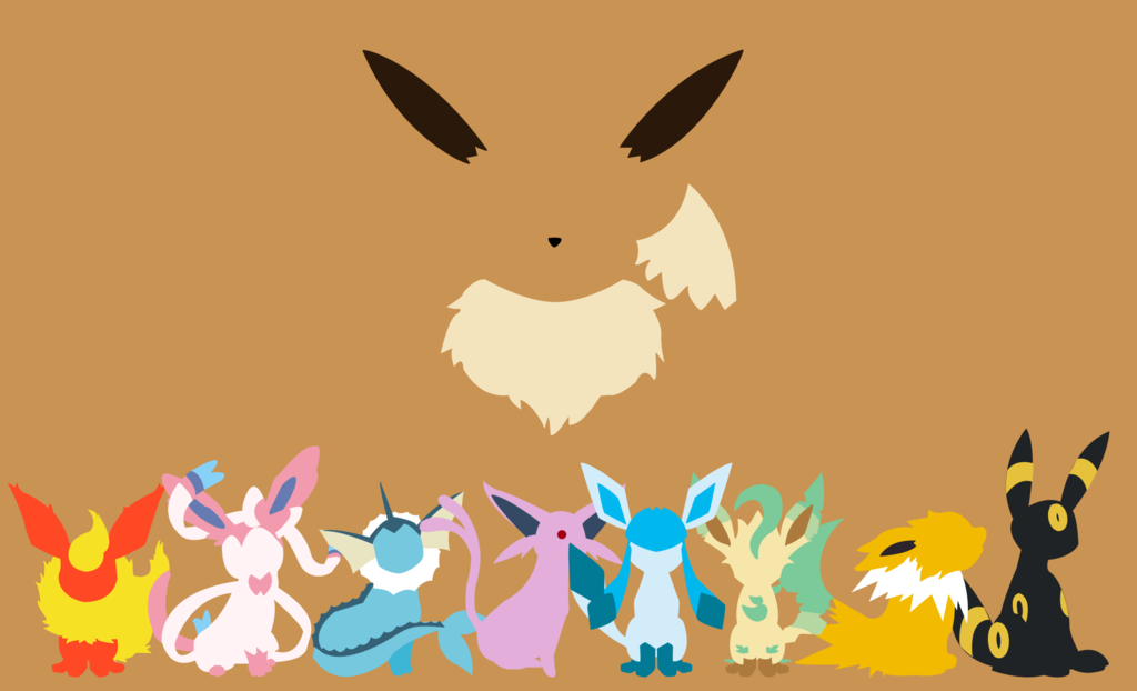 Eevee Evolutions Wallpapers Wallpaper 1440×900