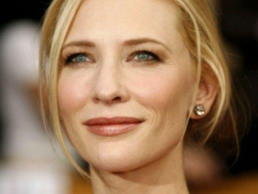 Cate Blanchett's Lipstick Color