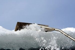 How When Why To Clean Snow Off Your Roof Snow Snow Cleaning Roof