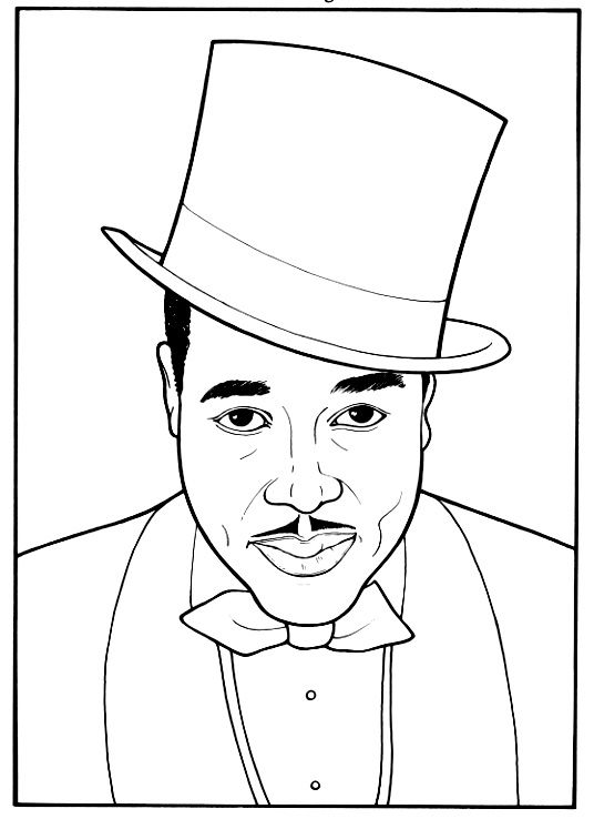 black history month coloring pages black history coloring pages - Black History Coloring Pages