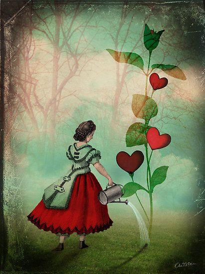 The Seeds of Love - Catrin Welz-Stein
