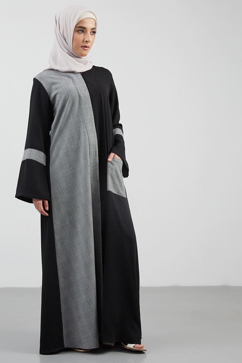 Baju Warna Grey