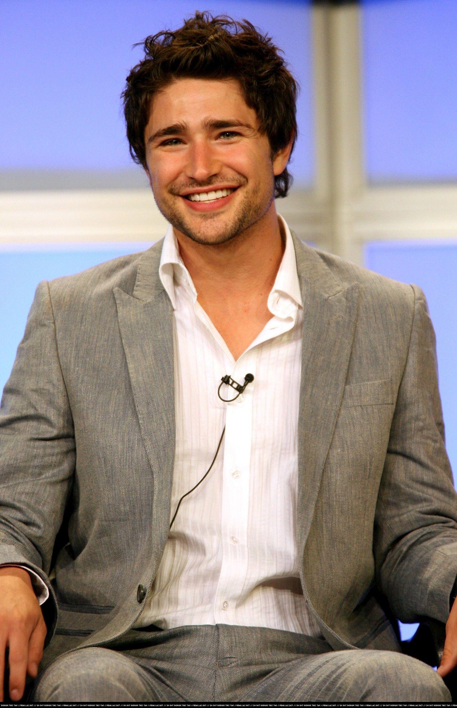 Matt Dallas...that smile
