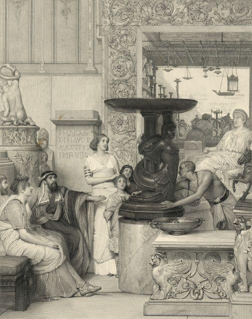 """""""er mundo de manué"""": Sir Lawrence ALMA-TADEMA, obras, cuadros, pinturas"""