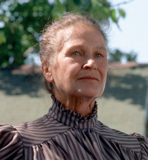 Dewhurst, like her character Marilla Cuthbert, grew up on Prince Edward Island. She earned two Emmy nominations for her portrayal of Anne's guardian in the miniseries' sequel, Road to Avonlea.