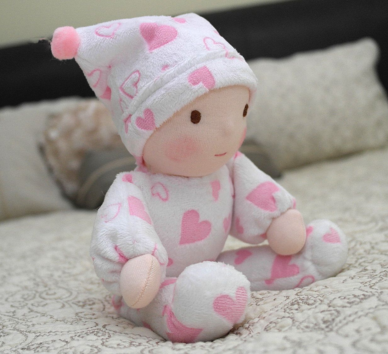 Babies First Waldorf Doll