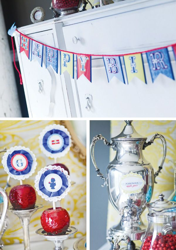 A fun DIY birthday banner is the first step to coming up with birthday party supplies for girls, and this post has banners and lots of other birthday decorations to choose from.