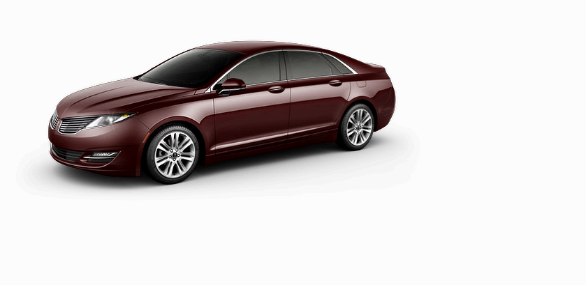 Introducing the Refreshingly New 2013 Lincoln MKZ Crystal