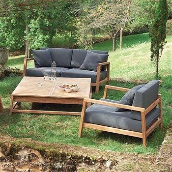 Canape Dakkar | Salon exterieur | Outdoor furniture sets ...