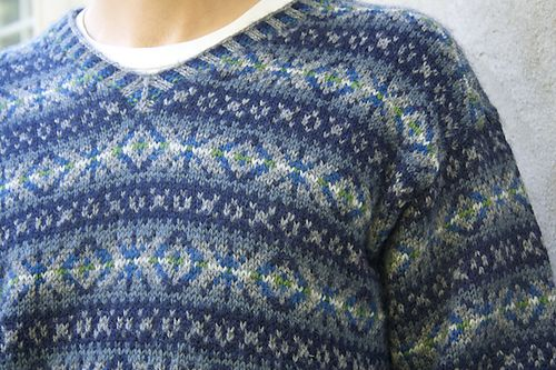 Ravelry: Bauhaus Fair Isle pattern by Mary Jane Mucklestone | Felix ...