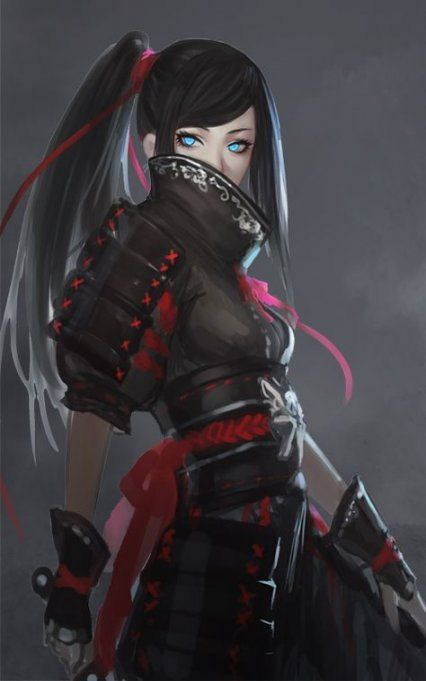 56 Trendy Fantasy Art Female Assassin Armors Female Assassin Female Ninja Ninja Girl