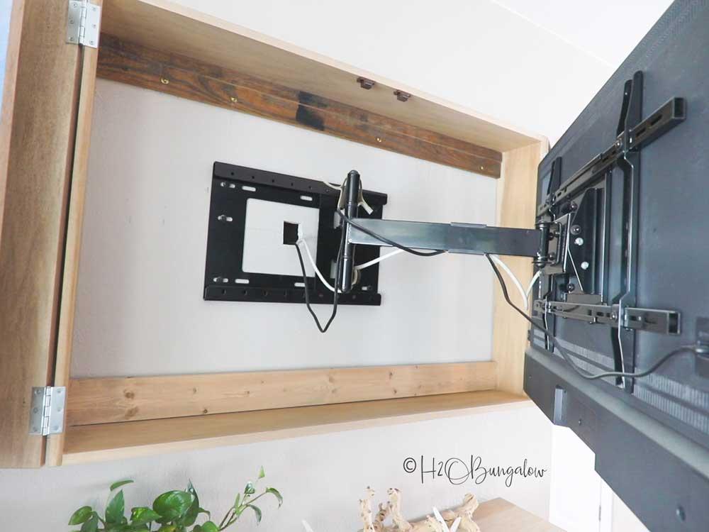 Hidden Tv Cabinet