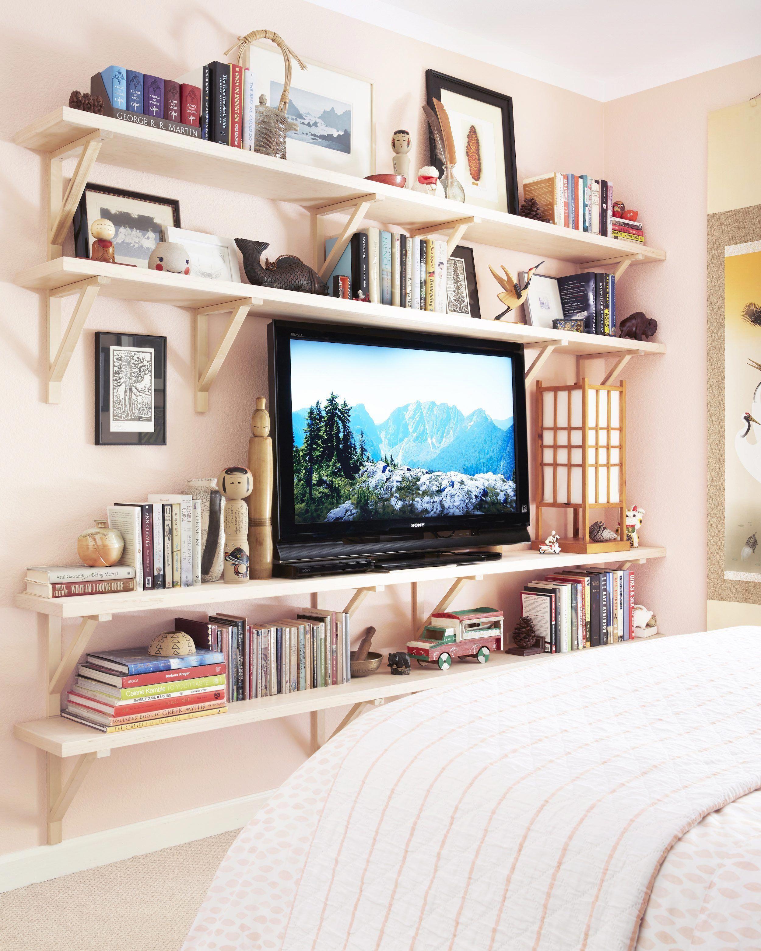 Orlando soria pink guest bedroom home style interiordesign