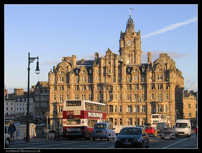 Balm Hotel Edinburgh Scotland Bon Voyage Pinterest And