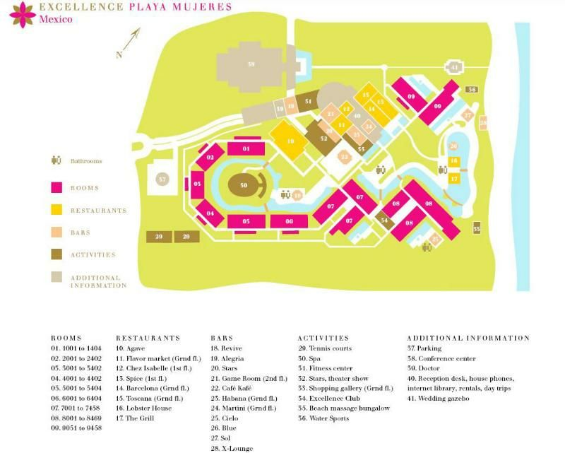 map of excellence riviera cancun Para Mas Info Visita Http Reservarhotel Com Mx Excellence map of excellence riviera cancun