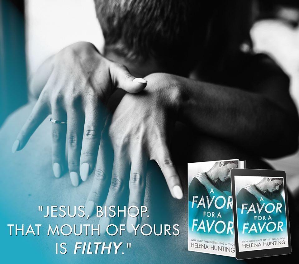 A Favor For A Favor Book