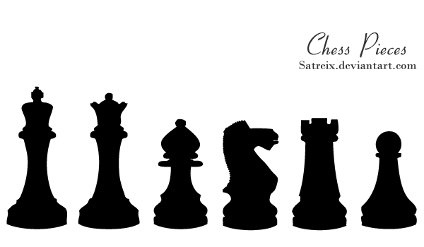 Chess Pieces Vector Download Free Vector Art Chess Pieces Chess Free Vector Art