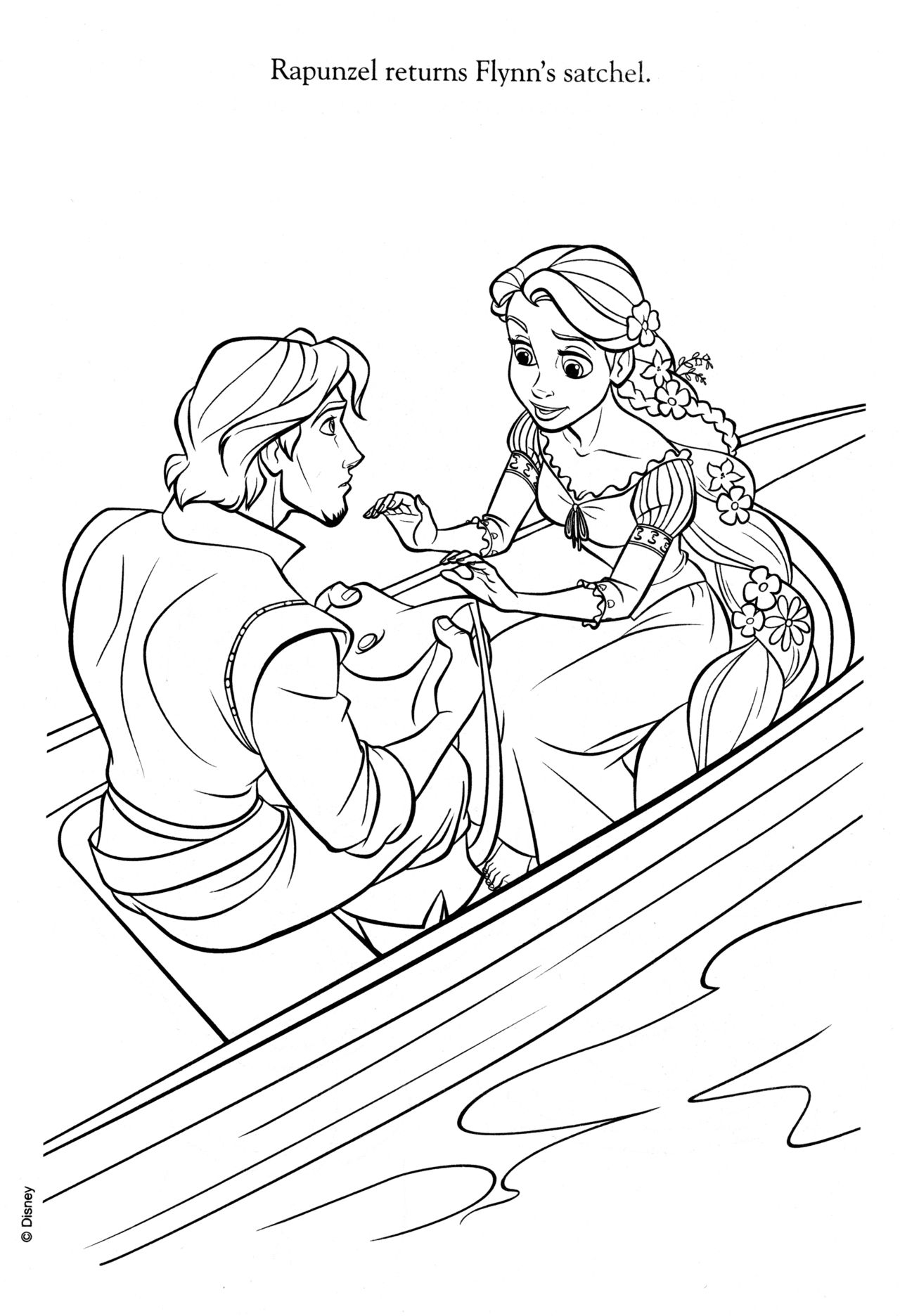 disney coloring pages coloring pages pinterest tangled