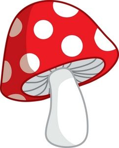 cute cartoon mushroom pictures toadstool clip art images toadstool rh pinterest com mushrooms clip art borders mushrooms clipart black and white
