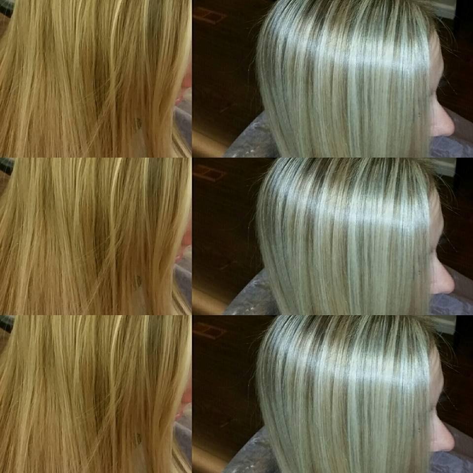 Frozen Blonde By Katie At Radura Salon And Spa In Manchester Nh