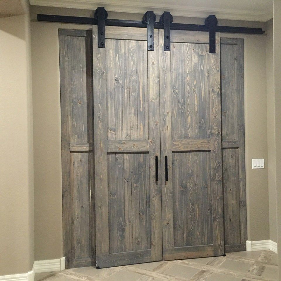 Sliding Barn Doors Gray Arizona Barn Doors 480 430 1236 Barn Doors Sliding Sliding Barn Door Hardware Barn Door