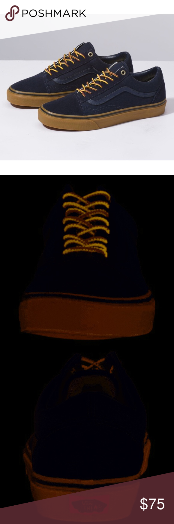 sky captain boot lace vans