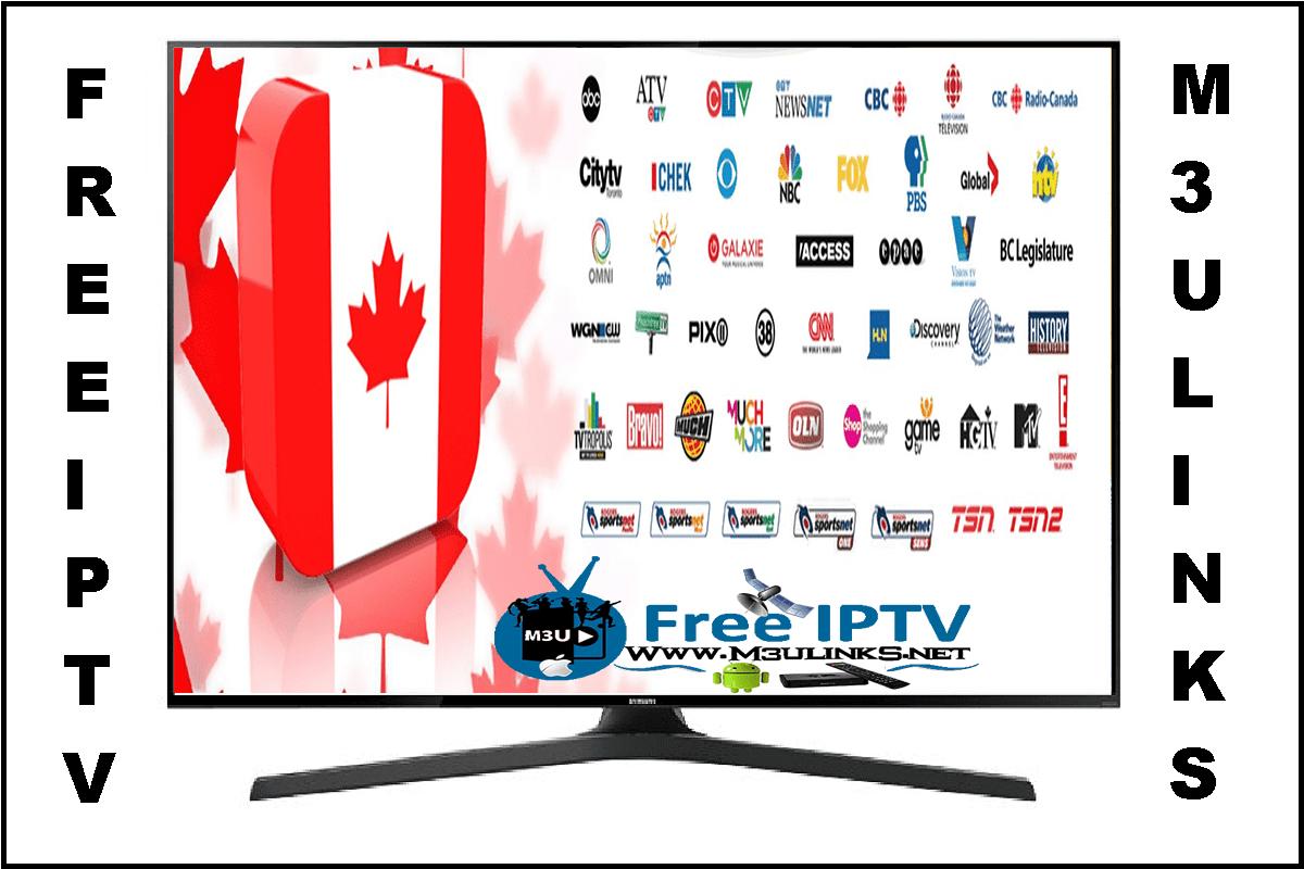 M3u Playlist URL Free Canadian IPTV may 14.05.2020 in 2020