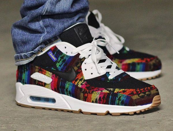 sports shoes f59ea afaff Nike Air Max 90 ID Pendleton Warm and Dry -  frems (0)