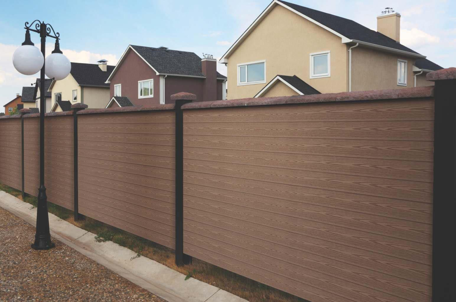 synthetic recycled plastic fence panels south africa ...