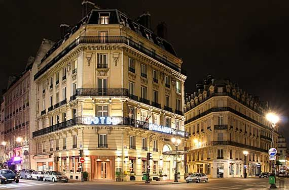 Hotel Normandy Paris Hotels France We Stayed Here On Our 1 Year Anniversary