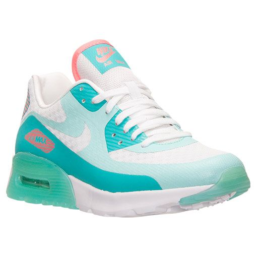 Women's Nike Air Max 90 Ultra Breathe Running Shoes - 725061 103 | Finish  Line