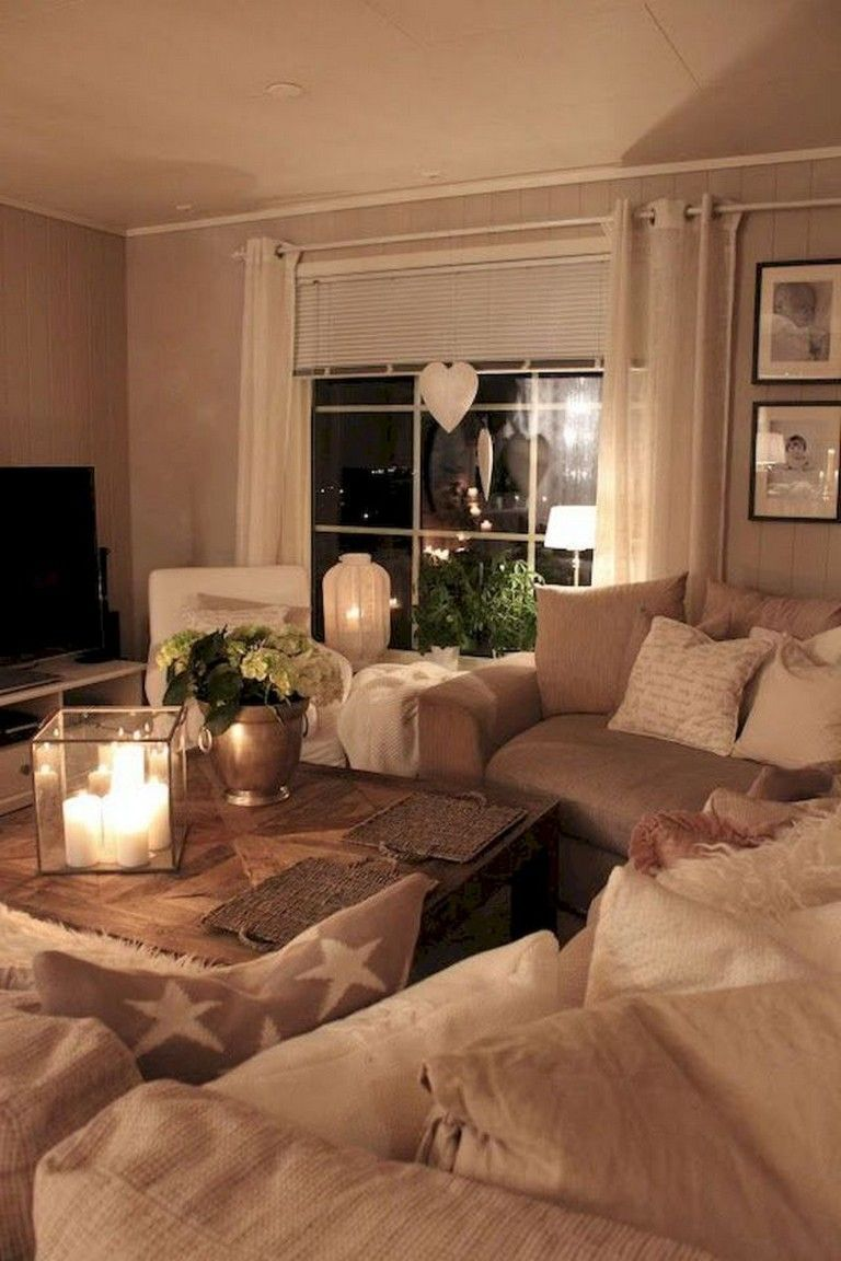 A Small Living Room Can Provide A Few Layout Obstacles Yet With