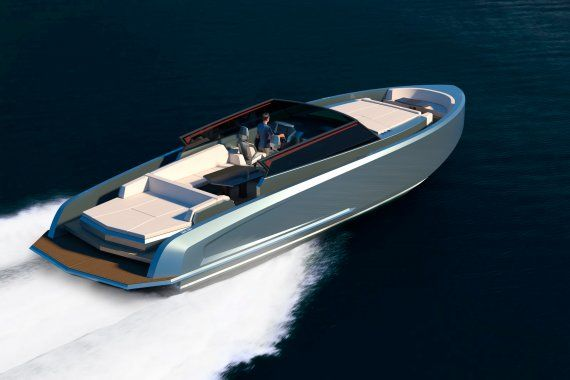 Vanquish VQ48 - Vanquish Yachts