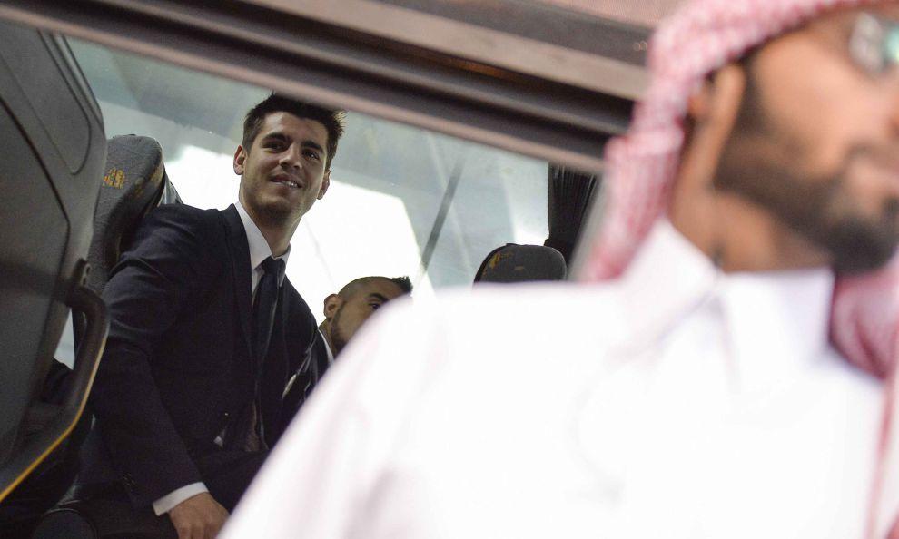 La Juventus arriva a Doha dove disputerà la Supercoppa Italiana