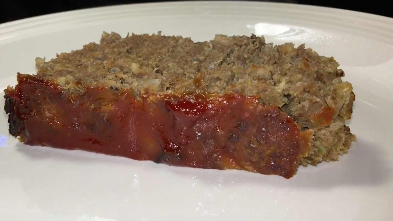 recipe: venison meatloaf with oatmeal [6]