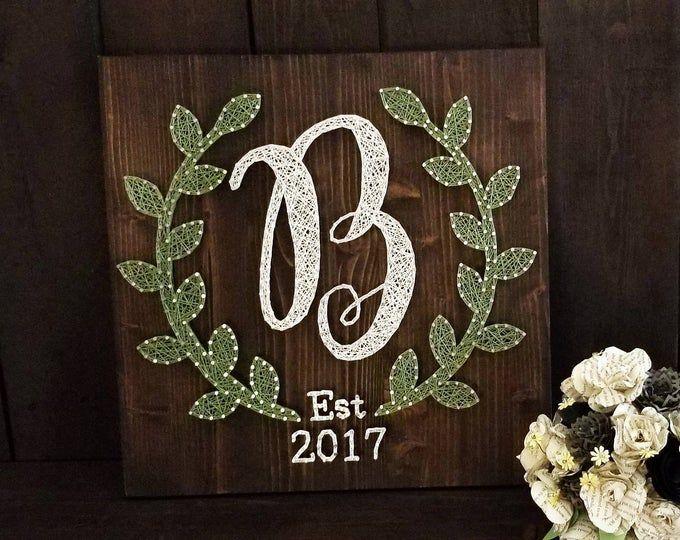 Dandelion String Art / Flower Decor / Dandelion Sign / Flower Sign / Farmhouse Decor / Bridal Shower Gift / Housewarming Gift / Wedding Gift #stringart