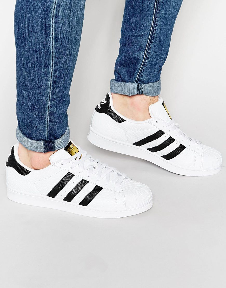 10 Easy Ways To Update Your Style This Spring (The Edit). Mens White  SneakersMen's ...