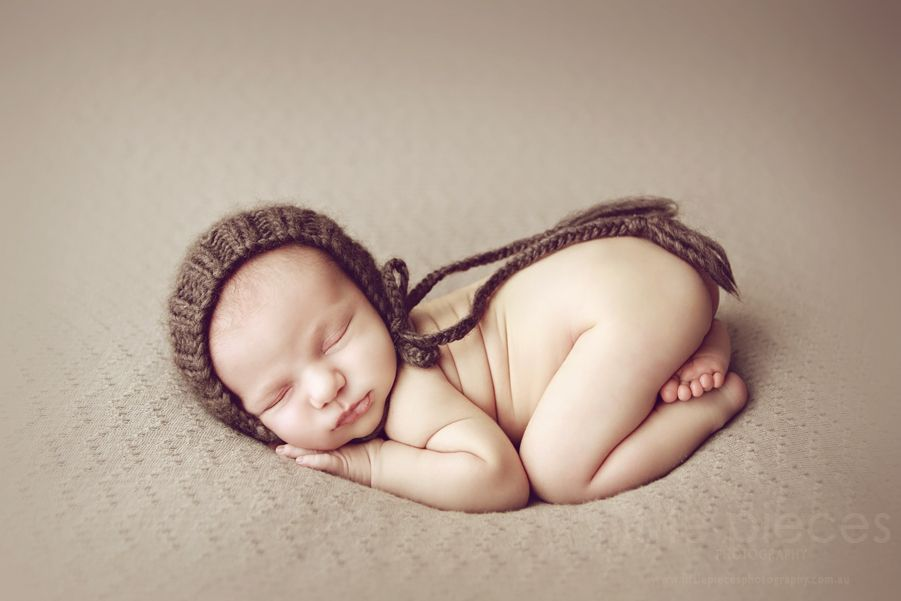 Infant photography · kelly brown