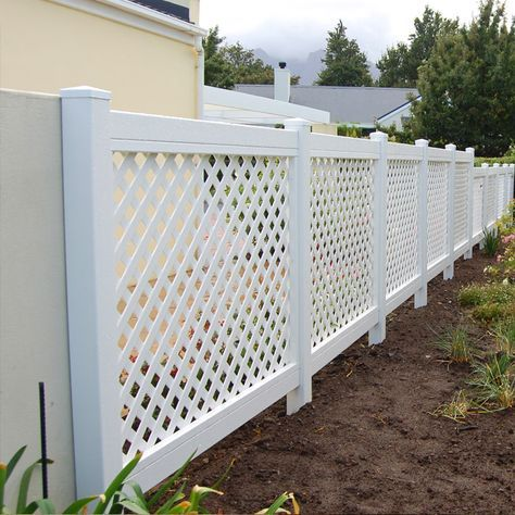 Image result for Cheap Lattice Fence Ideas | House ideas | Pinterest ...