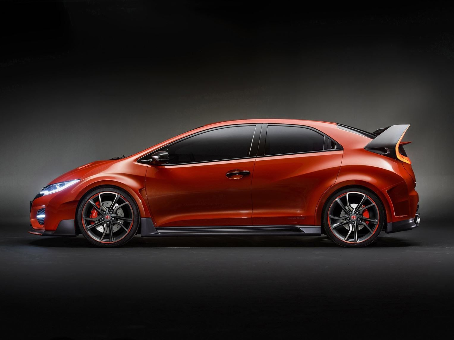 Pin by William Campbell on Cars Honda civic type r, 2015